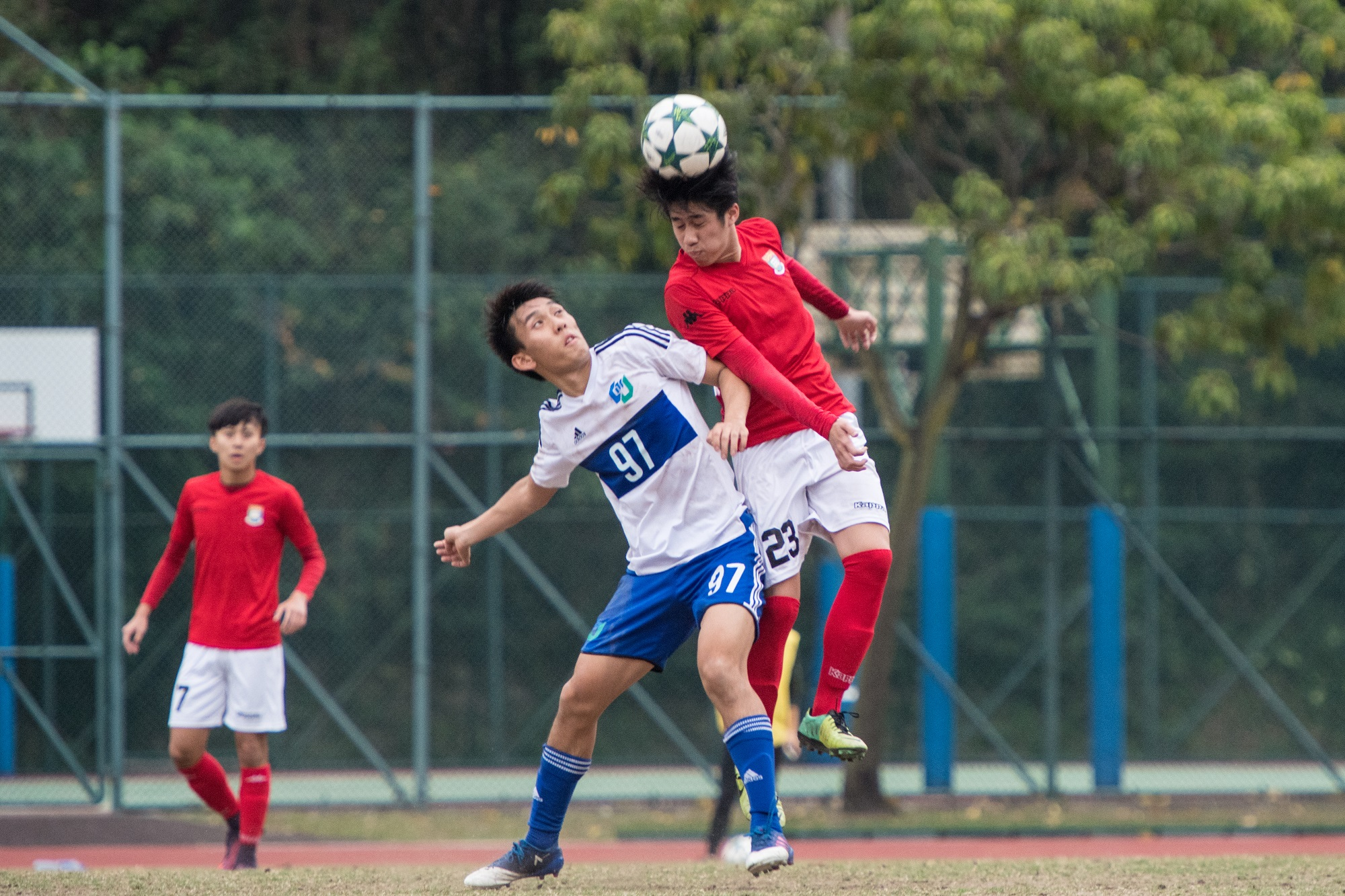 2016-17 男子足球比賽