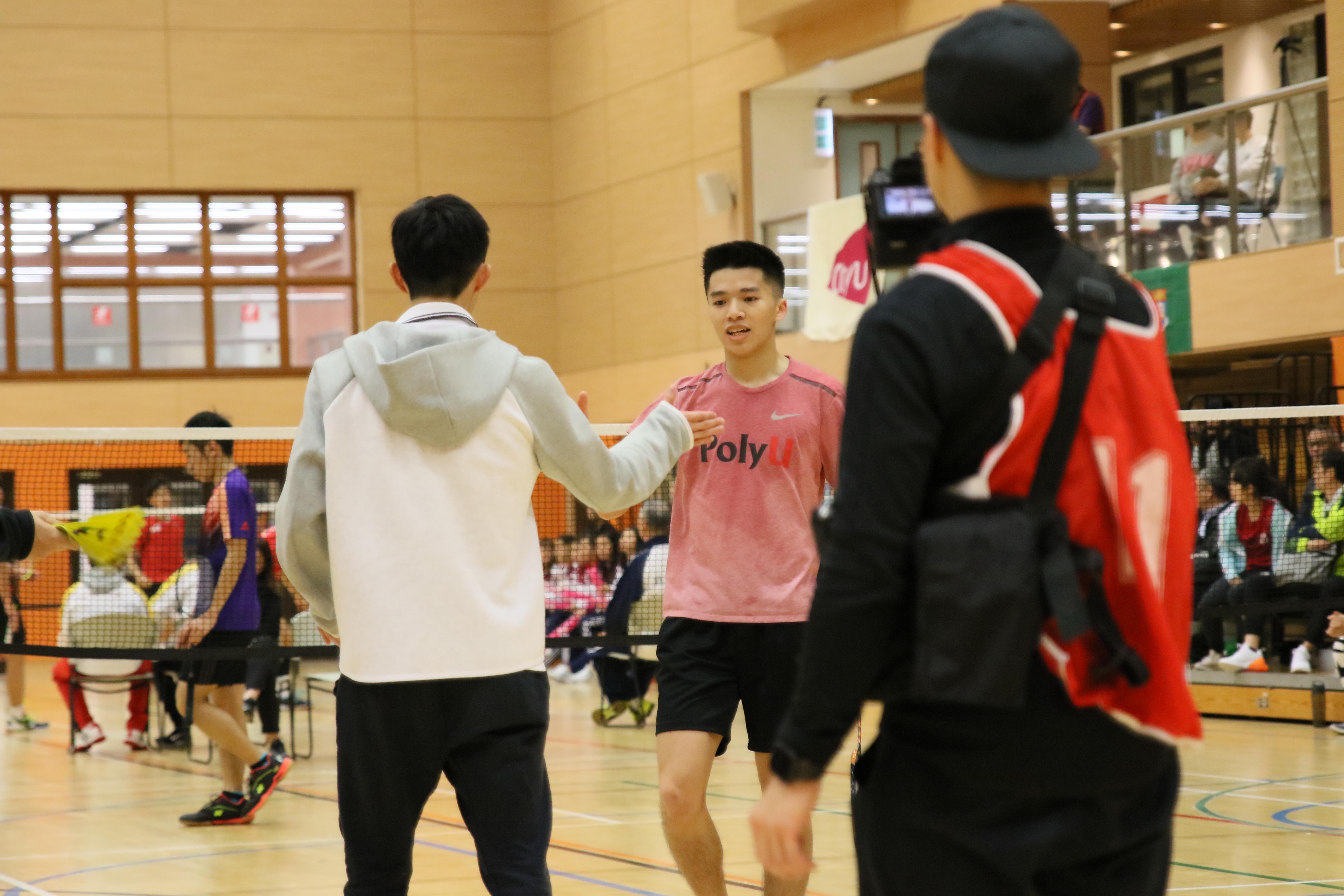 2018-19 Badminton Competition