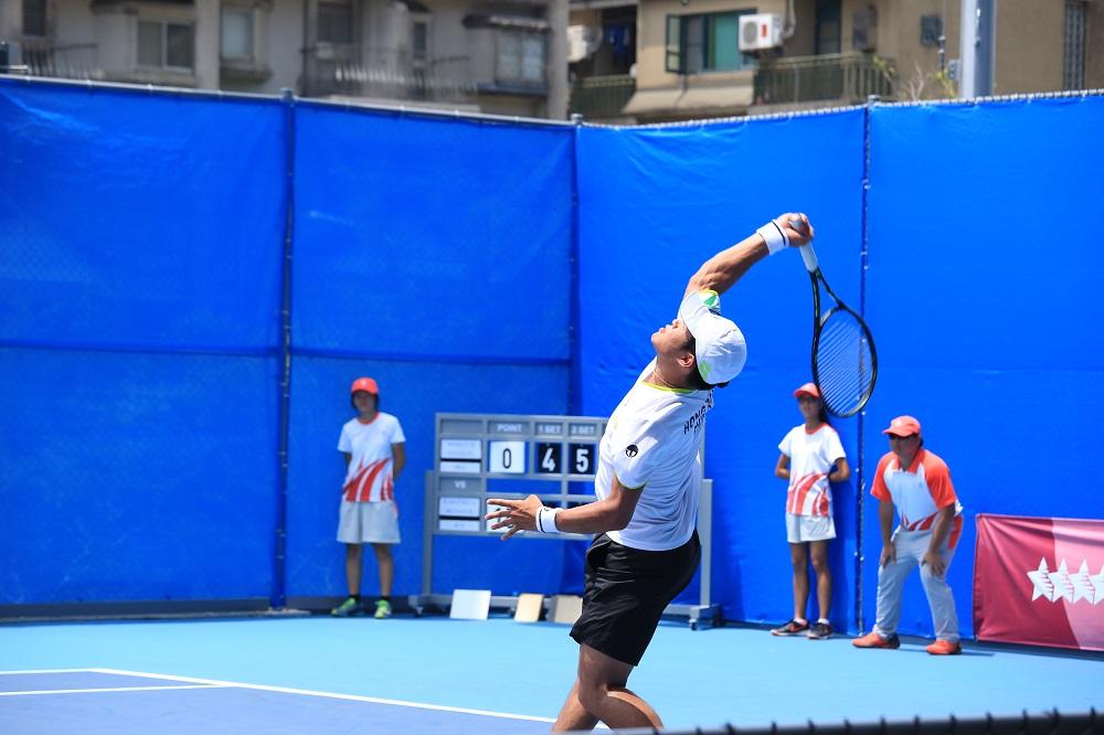 第廿九屆世界大學生夏季運動會網球賽