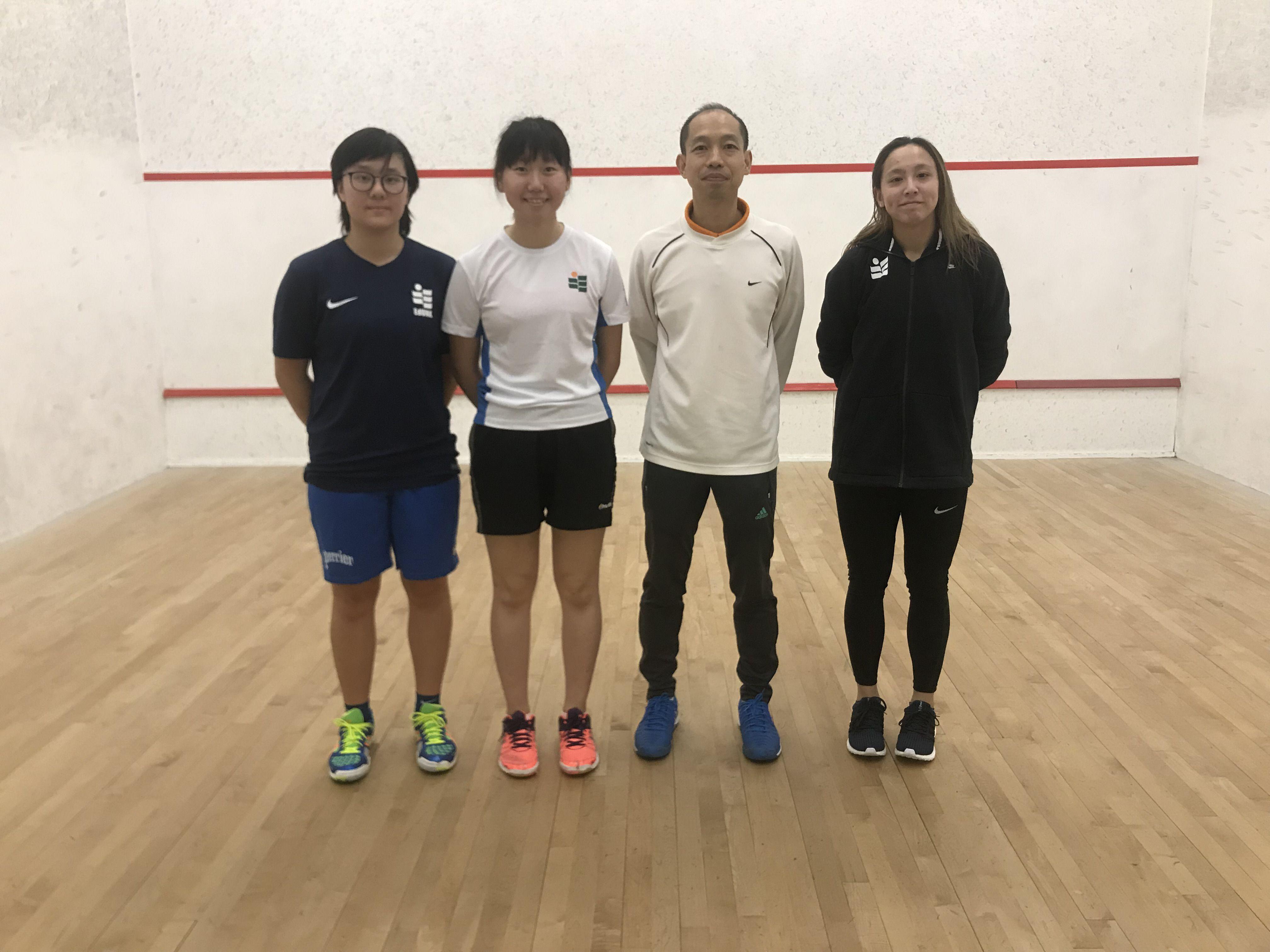 2018-19 Squash Competition