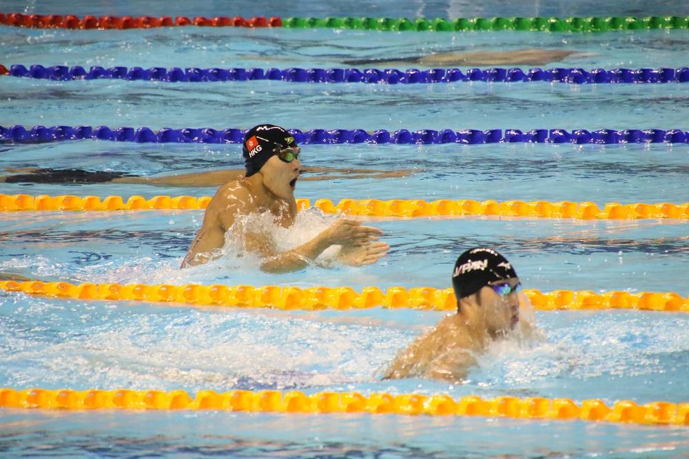 第廿九屆世界大學生夏季運動會游泳賽