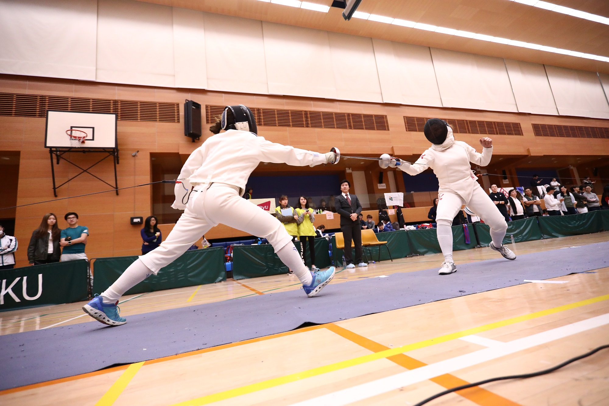 2016-17 劍擊比賽