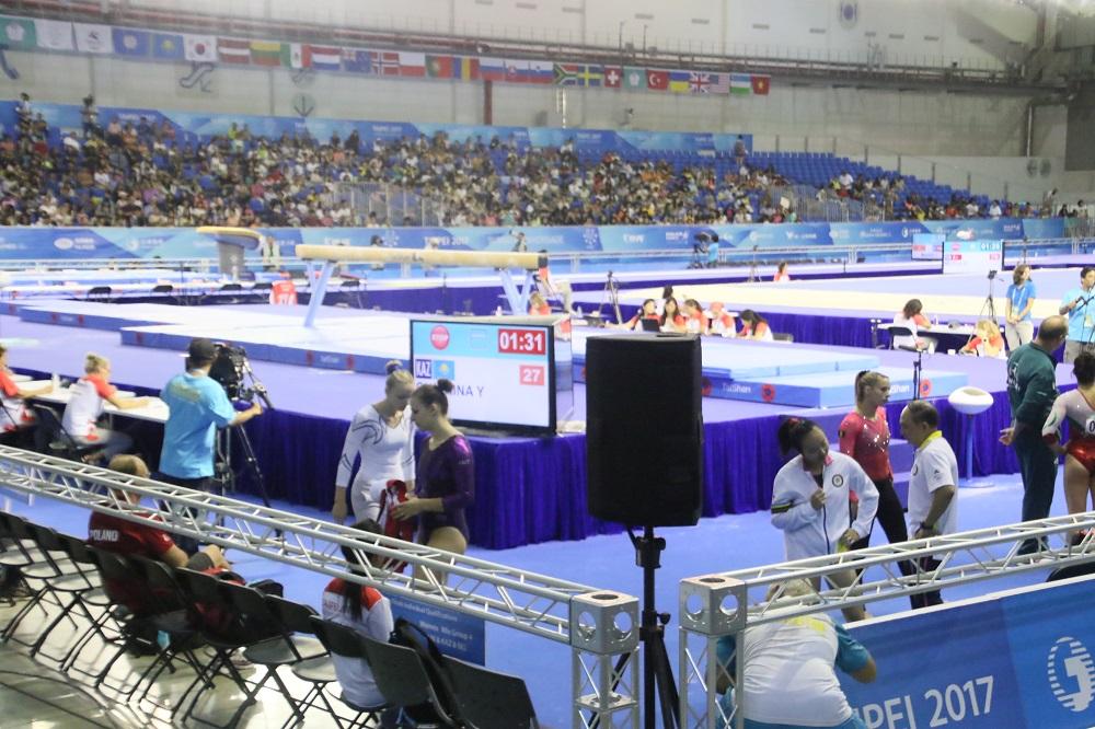 第廿九屆世界大學生夏季運動會體操賽