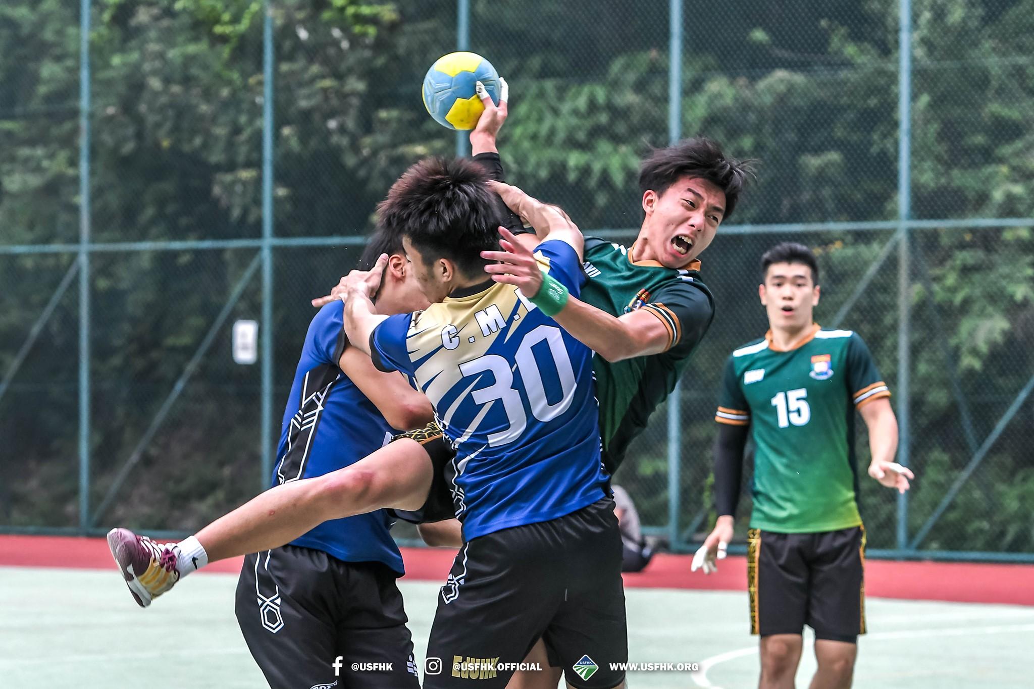2020-21 手球比賽