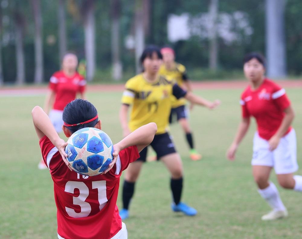 2018-19 女子足球比賽